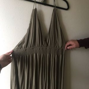 Forever 21 crepe maxi dress